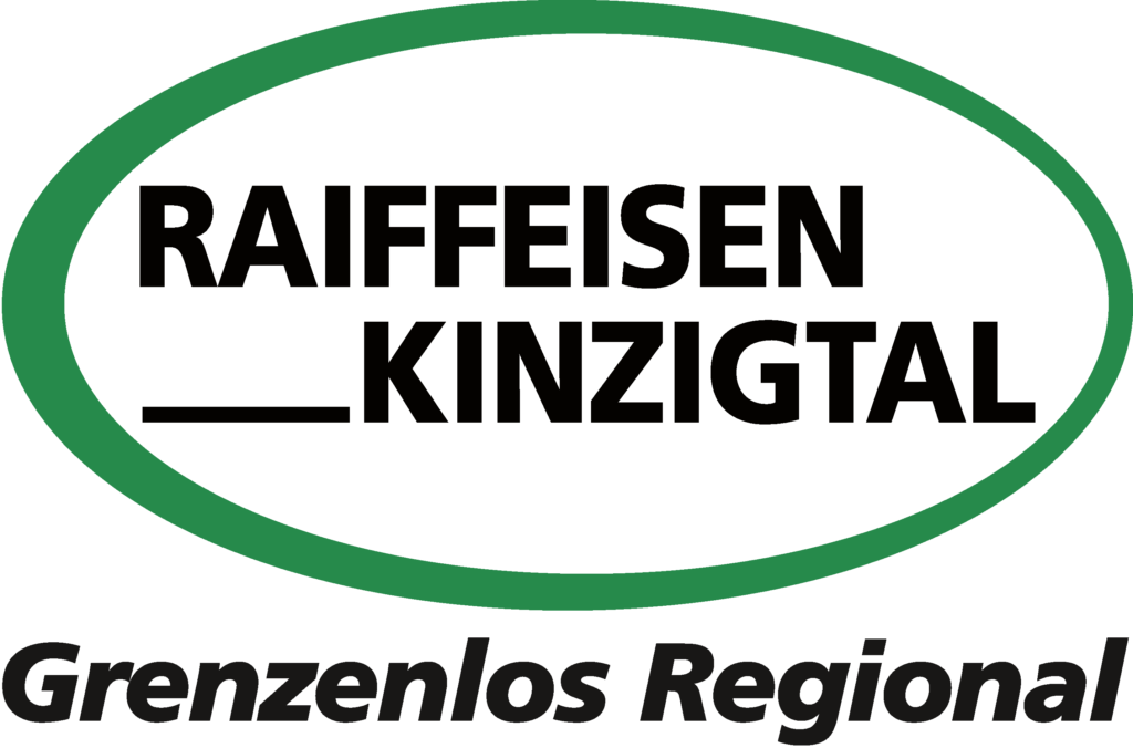 Raiffeisen Kinzigtal eG Grenzenlos Regional Logo