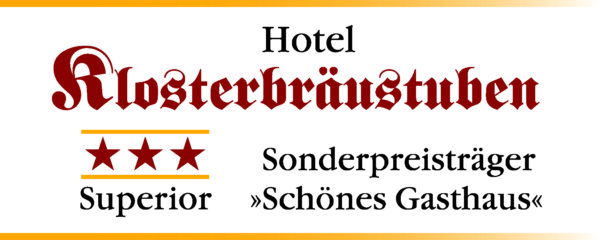 Hotel Klostbräustuben Logo