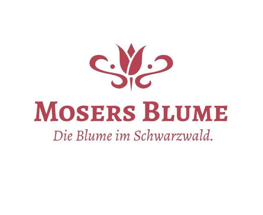 Mosers Blume Schnellingen Logo