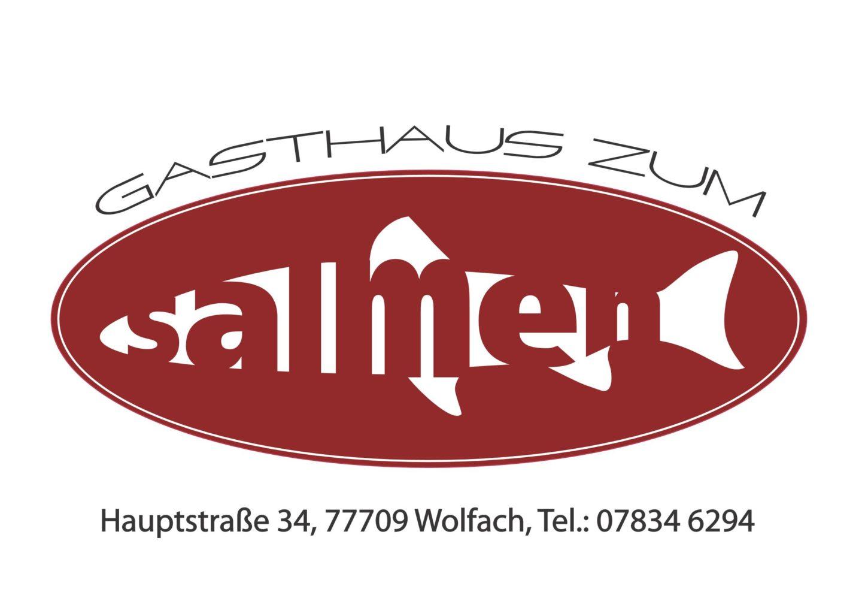 Gasthaus Salmen Wolfach Logo