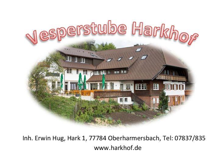 Vespersutube Harkhof Oberharmersbacher Logo