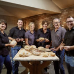 In der Holzofenbäckerei