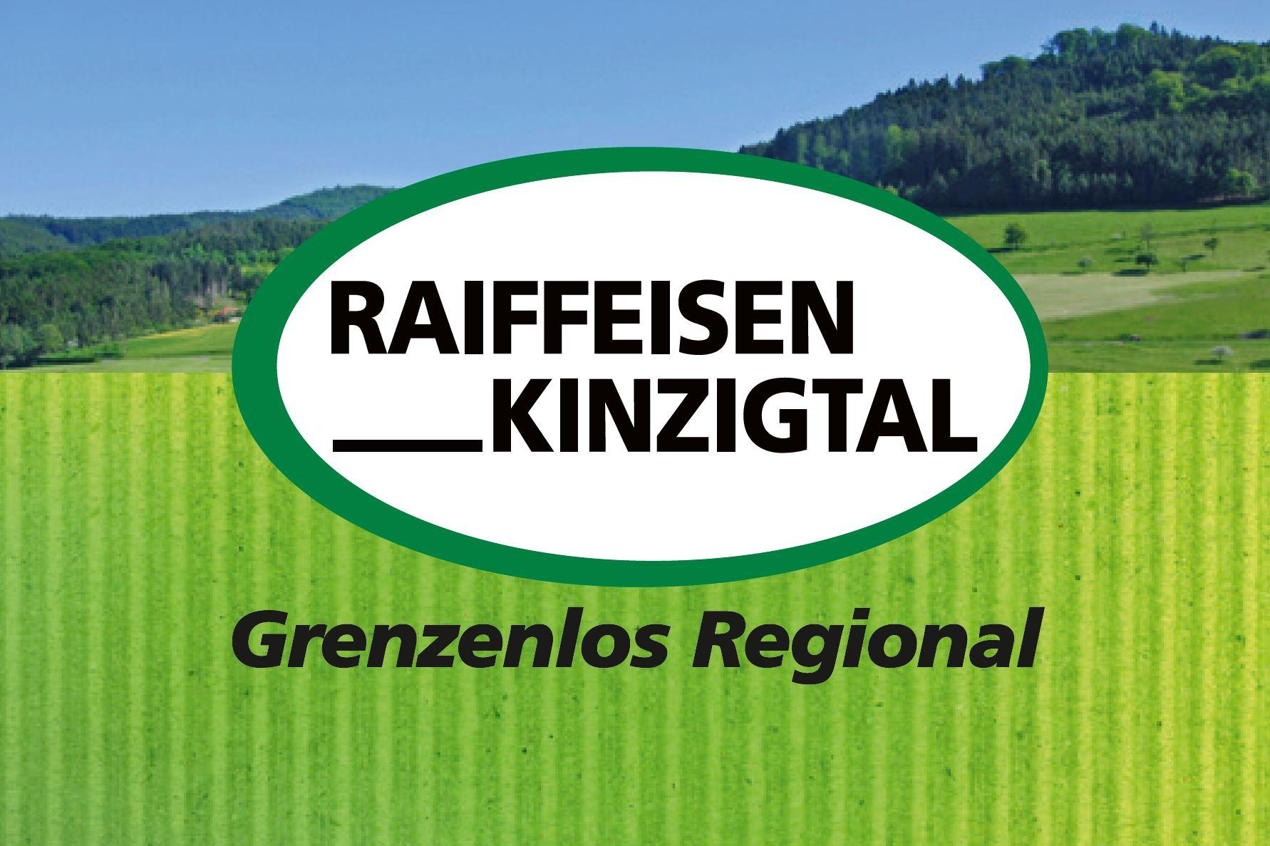 Raiffeisen Kinzigtal Anzeige Grenzenlos Regional