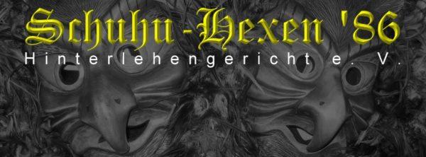 Schuhu-Hexen Hinterlehengericht Logo