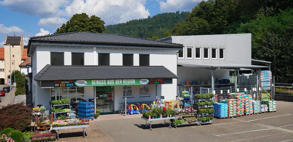 Markt Wolfach Raiffeisen Kinzigtal eG
